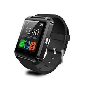 [Submarino] Smartwatch U8 Preto Relógio Inteligente Bluetooth Android Iphone - R$ 69,99