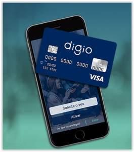 [Digio] cartão de crédito sem anuidade tarifas (concorrente nukank)-Gratis