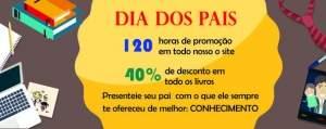 [PENSAMENTO CULTRIX] 40% DE DESCONTO EM TODOS OS LIVROS!!!!