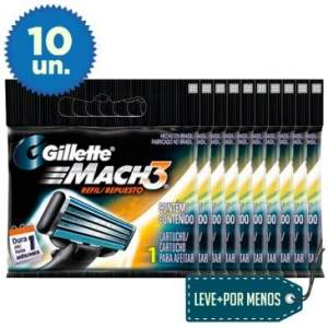 [Clube do Ricardo] Mach3 (10 cargas) - R$ 39,90