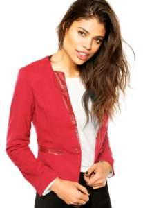 [Dafiti] Blazer feminino - R$ 34,99