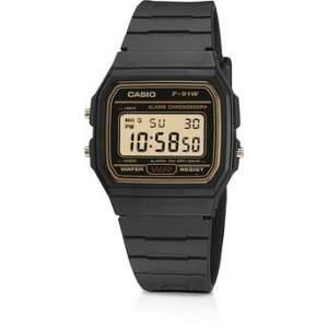 [Walmart] Relógio Masculino Digital Vintage F-91WG-9QDF Casio - R$ 65,00