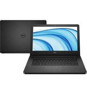 "[Submarino] Notebook Dell Inspiron I14-5458-D08P Intel Core i3 4GB 1TB Tela LED 14"" Linux - Preto  por R$1.620"