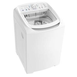 [Super Muffato] Lavadora de Roupas Automática Electrolux LTA13 13kg Turbo Secagem 127V, Branca por R$ 1580