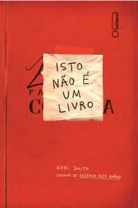 [Saraiva] Isto Não É Um Livro - R$10
