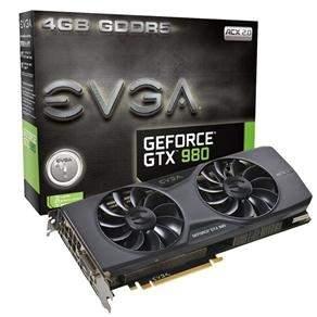 [PontoFrio] Placa De Vídeo Nvidia Geforce Gtx 980 4Gb Gddr5 Pci-Express 3.0 04G-P4-2981-Kr Evga R$ 2.291