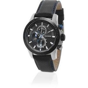 [Walmart] Relógio Masculino OS1AAT/0P Technos - Pulseira de couro, Cronógrafo. R$272