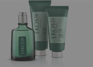 [Natura] Presente Natura Ekos Mate Verde - Desodorante Colônia + Creme de Barbear + Gel Pós-barba R$ 77,80