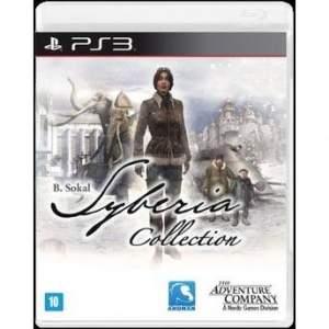 [Walmart] Jogo Syberia Complete Collection - PS3 - R$ 63,49