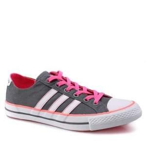 [Walmart]   Tenis Casual Adidas Vlneo 3 Stripes Cinza- R$100