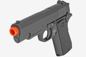 [Walmart] Pistola de Airsoft CYMA ZM04 6mm 65m/s R$ 90