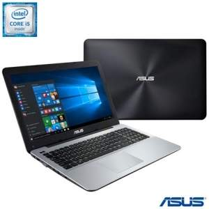 "[|FastShop] Notebook Asus Intel® Core™ i5, 8GB, 1TB, Tela de 15,6"", NVIDIA GeForce 940M - X555UB-X250T - por R$2756"