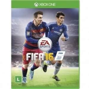 [Livrarias Curitiba] - Fifa 16 - Xbox One - R$50