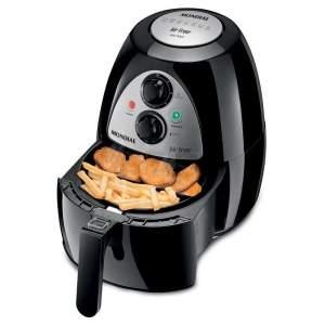 [PontoFrio] Fritadeira Air Fryer Mondial AF-03 – Preta