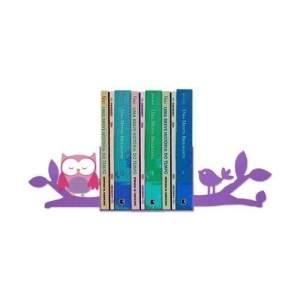 [Americanas] Aparador De Livros Coruja - R$47,90