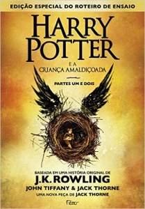 [Amazon] Pré-venda Livro Harry Potter e a criança amaldiçoada - parte um e dois - R$ 64,50