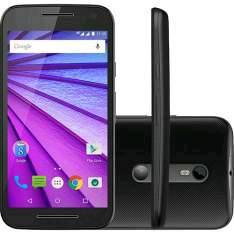 [Sou Barato] Smartphone Motorola Moto G (3ª Geração)- R$ 800