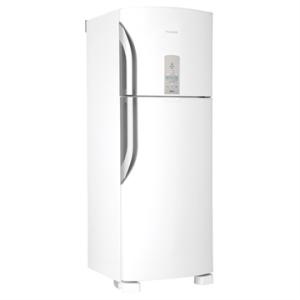 [EFACIL] Geladeira/Refrigerador 2 Portas Frost Free Inverter Econavi NR-BT54PV1WA 483 Litros Branco - Panasonic POR R$2512