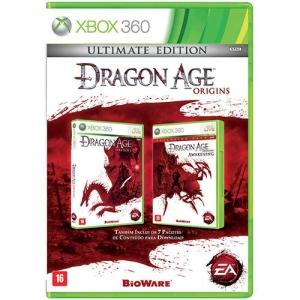 [Americanas] - Game Dragon Age Origins: Ultimate Edition - Xbox 360- R$61
