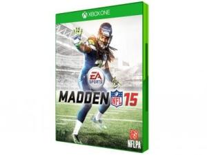 [Magazine Luiza] Jogo Madden NFL 15 - Xbox One - R$49