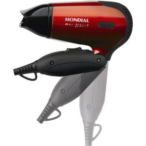 [Americanas] Secador de Cabelos Mondial Max Travel SC-10 Bivolt - R$ 35,99