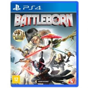 [Ricardo Eletro] Battleborn para PS4 - R$99
