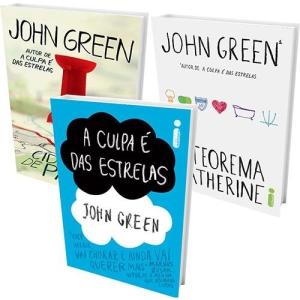 [Submarino] Kit Livros - John Green (3 Volumes)  - por R$26