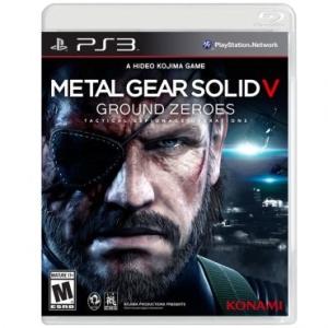 [Ricardo Eletro] Jogo Metal Gear Solid V: Ground Zeroes para (PS3) por R$20