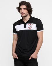 [Shop Timão] - Camisa Polo Corinthians Basic - R$45