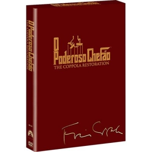 [Americanas] Box DVD Trilogia O Poderoso Chefão - Por R$20