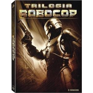 [Americanas] Trilogia Robocop (3 DVDs)  R$17,90