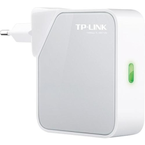[Americanas] Repetidor e Roteador Multifunção TP-Link 150mbps TL-WR710N Antena Interna por R$ 75