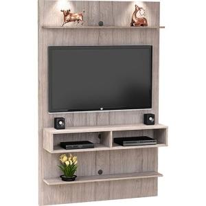 [AMERICANA]  Painel Para TV Até 47 Polegadas Vega Vanilla - Móveis Bechara R$ 176