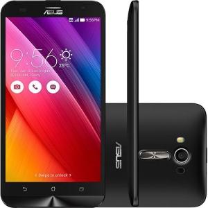 "[Americanas] Smartphone Asus Zenfone Laser 2 Desbloqueado Android 6.0 Tela 5.5"" 8GB 4G Câmera de 13 MP - Preto por R$788"