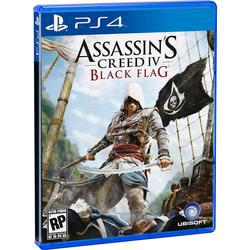 [Walmart] Assassin's Creed 4 - Black Flag - PS4 por R$63-