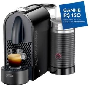 [Clube do Ricardo] Cafeteiras Nespresso Com 50% OFF + R$150,00 (Para trocar por cápsulas) por R$ 500