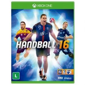 [Ricardo Eletro] Jogo Handball 16 para Xbox One (XONE) - EKO por R$ 59