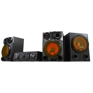 [EFACIL] Mini System CM8450 X Boom Pro, 2 USB, Multi Bluetooth, NFC, USB Rec, TV Sound Sync, Função DJ, 2250W RMS - LG  POR R$ 1767