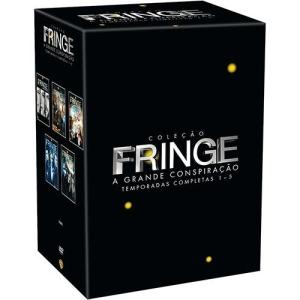 [Americanas]DVD - Coleção Fringe: A Grande Conspiração - Temporadas Completas 1-5 (29 Discos) R$123