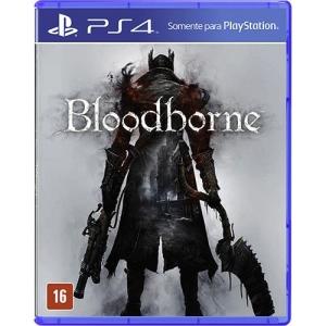 [Submarino] Game Bloodborne - PS4 por R$ 84