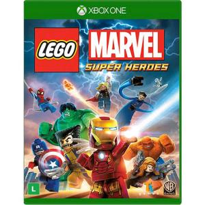 [Submarino] Lego Marvel Super Heroes por R$53
