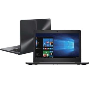 """[EFACIL] Notebook Stilo One XC3550, Intel Quad Core, 2GB RAM, SSD 32GB, Tela 14"""", Windows 10, Cinza - Positivo POR R$1041"""