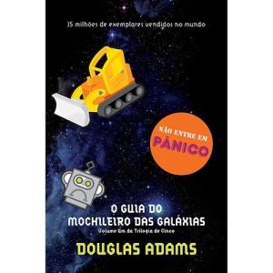 [Submarino] Livro - O Guia do Mochileiro das Galáxias - R$12,90