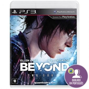 [Ricardo Eletro] Beyond: Two Souls (PS3) - R$18