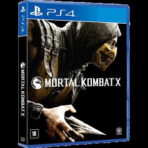 [SUBMARINO] Mortal Kombat X - PS4 por R$70