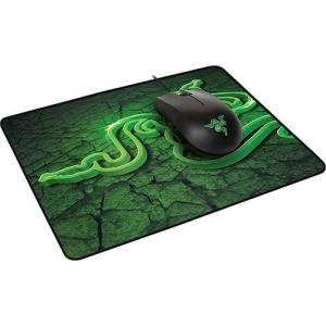 [SUBMARINO] Combo RAZER: Mouse Abyssus + Mousepad Goliathus Small Control