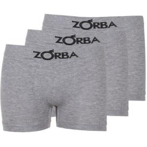 [Americanas] Kit Com 3 Cuecas Boxer Zorba- R$30