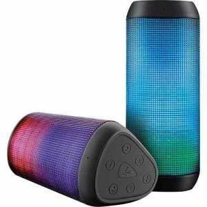 [Americanas] Caixa De Som Bluetooth Multilaser Sp192 15w Led Light Sd P2 Usb por R$ 239
