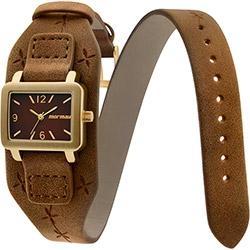 [Sou Barato] Relógios Femininos Analógicos Mormaii  por R$27