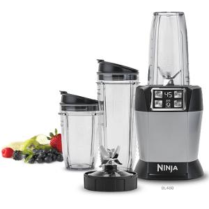 [SUPER CASHBACK] Processador de Alimentos Nutri Ninja Polishop
